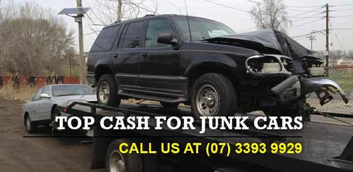 Junk Car Removal Brisbane