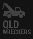 Qld Car Wreckers second logo
