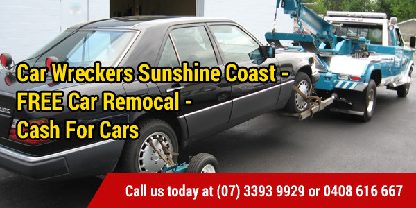Car Wreckers Sunshine Coast