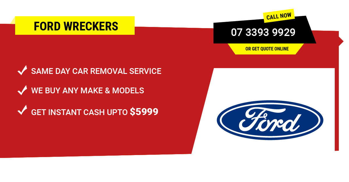 Ford Wreckers Brisbane Gold Coast Ford Spare Parts Supplier